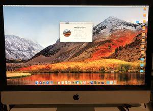 "PC Mac 27"" inch / Mid 2011 16Gb Ram / 500 Hard Drive / i5 /IOS High Sierra. for Sale in Herndon, VA"