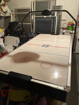 Air hockey table for Sale in East Moriches, NY