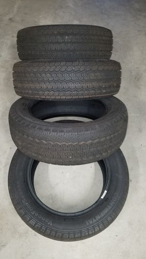 Tires continental for Sale in Fowler, CA