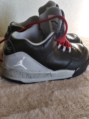 Jordan shoes toddlers size 9c . for Sale in Tacoma, WA