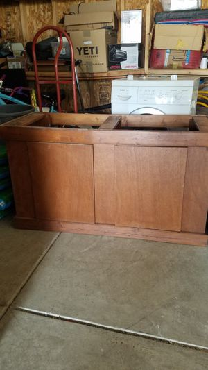75 90 Gallon fish tank stand for Sale in Saint Charles, MO