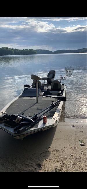 1990 bass tracker tx17 for Sale in Dawsonville, GA
