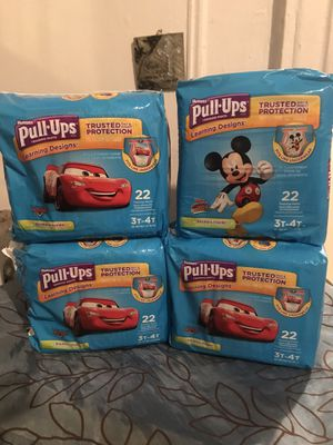 Huggies pulls up for Sale in The Bronx, NY