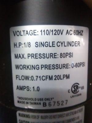 Very small compressor for Sale in Chicago, IL