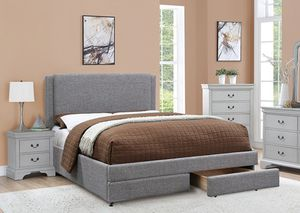 Ash Polyfiber Bed Frame for Sale in Whittier, CA