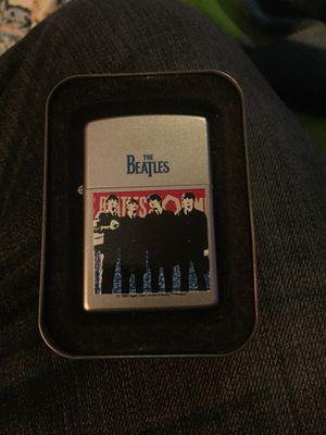 Old Beatles zippo for Sale in Lake Stevens, WA