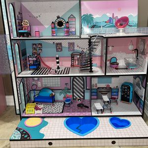 LOL Surprise! Doll House for Sale in Chicago, IL