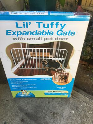 Pet gate for Sale in Los Angeles, CA