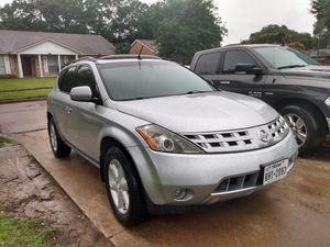 2003 Nissan Murano for Sale in Houston, TX