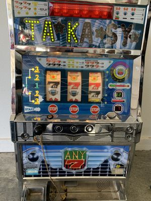 Pachi Slo-Skill-Stop slot slot machine for Sale in Ellensburg, WA