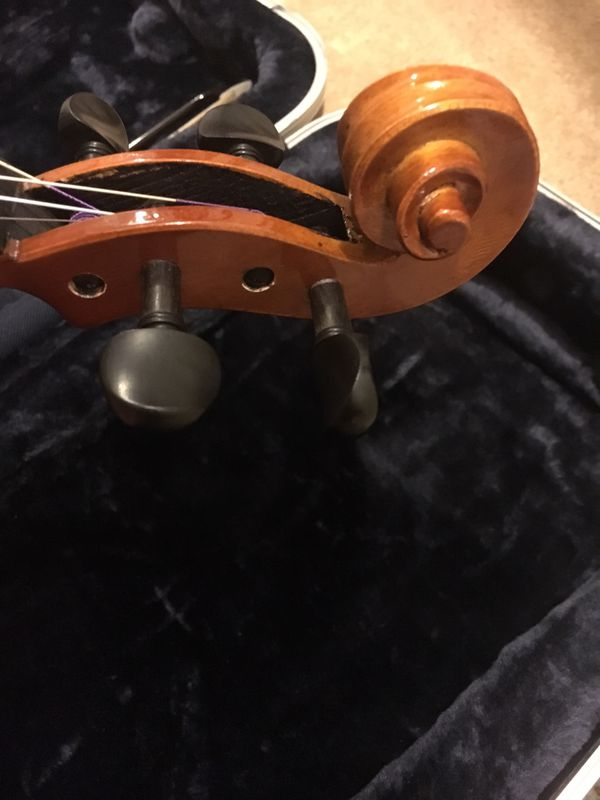 Eastman Full Size 4/4 Violin with Hard Case