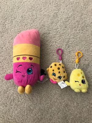 Shopkins mini plush lot for Sale in Las Vegas, NV