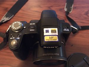 Professional digital camera Sony for Sale in Charlotte, NC