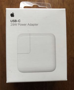 New Apple macbook usb c 29w power Adapter for Sale in Indianapolis, IN