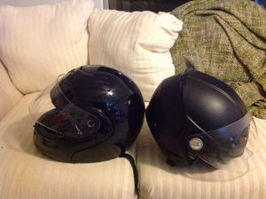Rodia motorcycle helmet and ss helmet for Sale in Coral Springs, FL