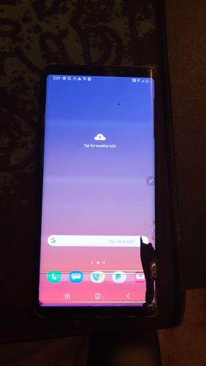 Samsung Galaxy Note 9 (Read description) for Sale in Fresno, CA