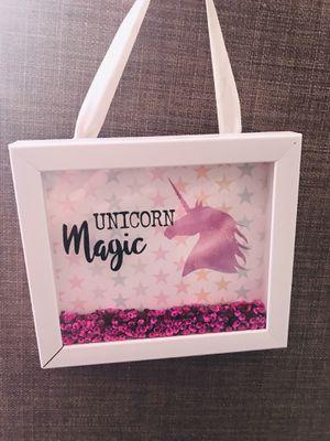 Small Unicorn Cuadro for Sale in Perris, CA