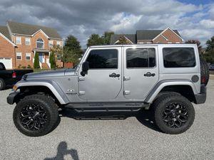 2017 Jeep Wrangler Sahara 4X4 Jeep $36000 for Sale in Norfolk, VA