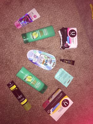 Women's hygiene products all brand new for Sale in Philadelphia, PA