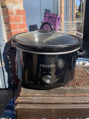 Crock pot for Sale in Richmond, CA