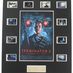 """""""Terminator 2"""" LE 8x10 Custom Matted Original Film / Movie Cell Display for Sale in Anaheim, CA"""
