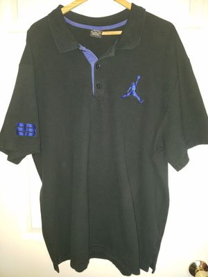 Air Jordan polo rugby shirt for Sale in Peshastin, WA
