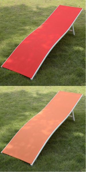 Brand new $40 each patio outdoor poolside chaise lounge chair 74x20x18 inches for Sale in Covina, CA