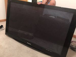 50in Panasonic PLASMA TV for Sale in Brighton, CO