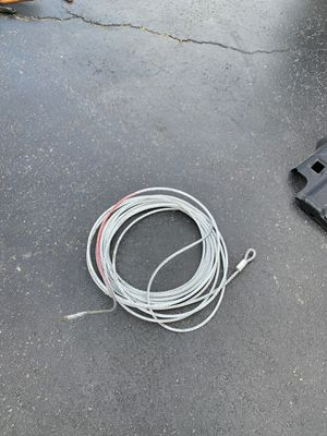 12,000lb Winch rope for Sale in Chesterfield, MO
