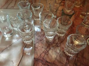 Collection of shot glasses for Sale in Hinsdale, IL