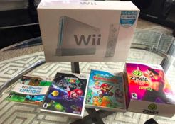 Nintendo Wii plus games $100 for Sale in Baltimore, MD