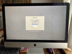 "27"" iMac w/Bluetooth keyboard, and mouse for Sale in Los Angeles, CA"