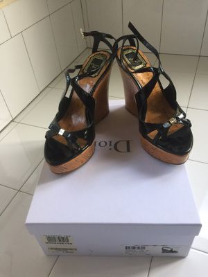 Christian Dior platform sandal for Sale in Rockville, MD
