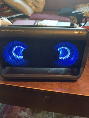 MAKE AM OFFER. LG PK-5 Portable Bluetooth Speaker Make an offer for Sale in Fairview Park, OH