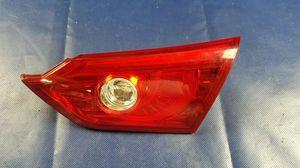 2014-2016 INFINITI Q50 RIGHT PASSENGER SIDE INNER TRUNK TAIL LIGHT LAMP # 58703 for Sale in Fort Lauderdale, FL