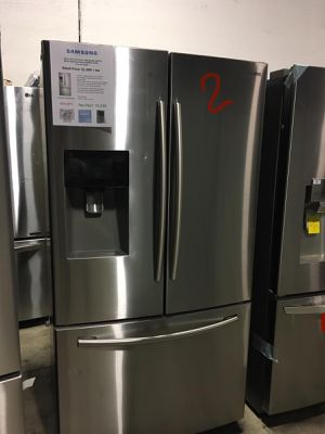 ❄️LG FRENCH DOOR 3 DOOR SMART REFRIGERATOR WITH INSTA VIEW DOOR IN DOOR 29.7 CU FT $2,700⚡️❄️ for Sale in Dallas, TX