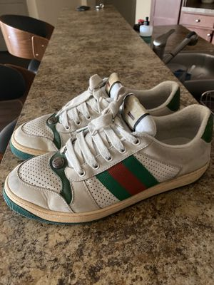 Gucci - Screener Shoes (Like New) for Sale in Windermere, FL