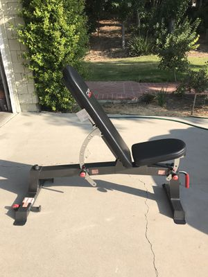 Weight bench (adjustable) for $250 Firm on Price for Sale in City of Industry, CA