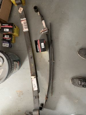 1979-1985 Nissan pick up Leaf springs and bushings. Brand new for Sale in Winter Park, FL