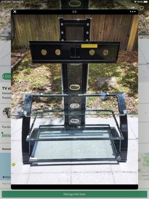 Tv mount stand for Sale in St. Petersburg, FL