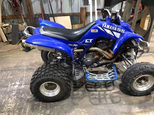 2001 Yamaha Raptor 660R for Sale in Mabelvale, AR