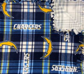 Los Angeles Chargers Fleece Blanket for Sale in North Las Vegas,  NV