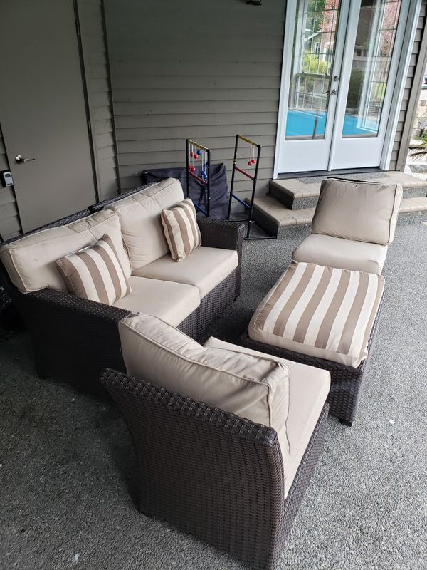 Outdoor Living Area Furniture