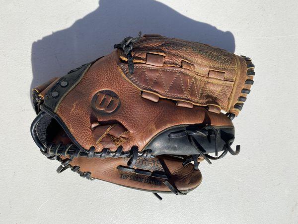 Wilson demarini softball glove