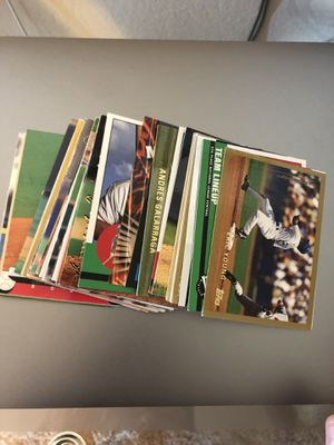 Baseball cards for Sale in Manor, TX