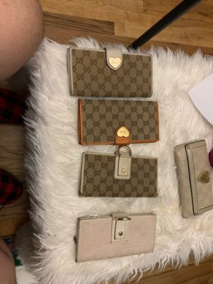 Authentic Gucci wallets for Sale in Kirkland, WA