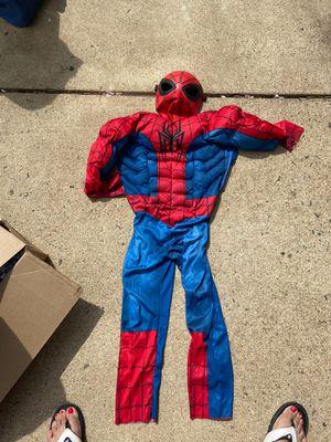 Spider-Man costume 8yrs for Sale in Gainesville, VA