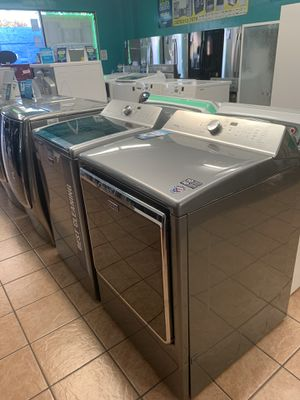 Maytag Stainless Washer and Dryer for Sale in Los Angeles, CA