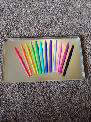 12 BRAND NEW Papermate Flair Pens for Sale in Wenatchee, WA