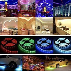 LED STRIPS 16ft PERFECT FOR MOTORHOME RV OR QUADS AND POLARIS !! $25.00 for Sale in San Diego,  CA